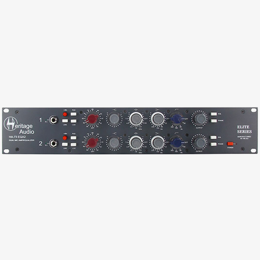 HERITAGE AUDIO 73 EQ X2 Elite