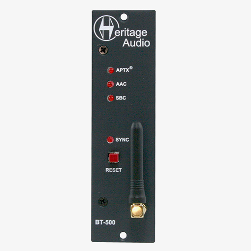 HERITAGE AUDIO BT 500
