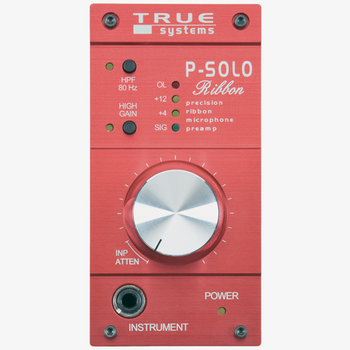 TRUE SYSTEMS P-SOLO Ribbon
