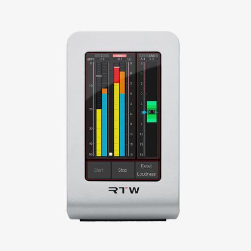 RTW TM 3 TOUCHMONITOR