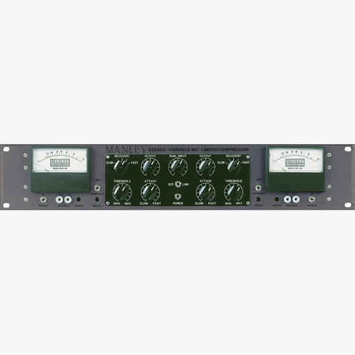 MANLEY VARIABLE MU MASTERING